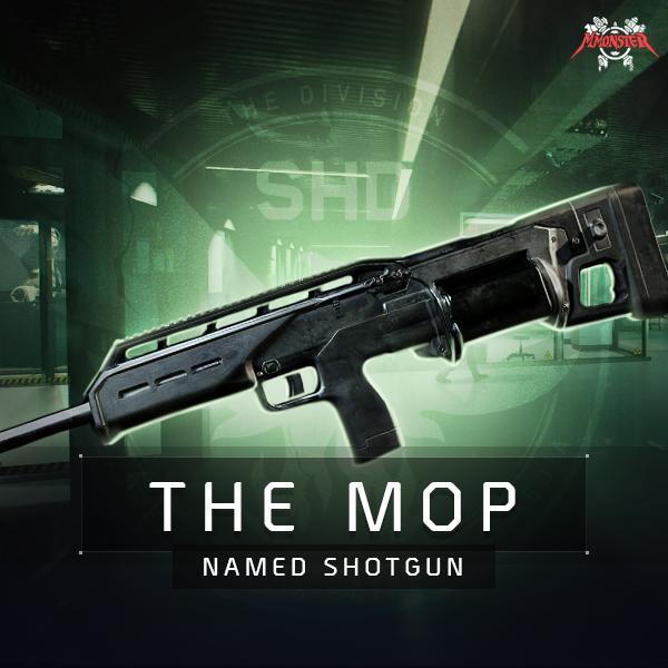 The Mop Named SIX12 Shotgun Farm Boost