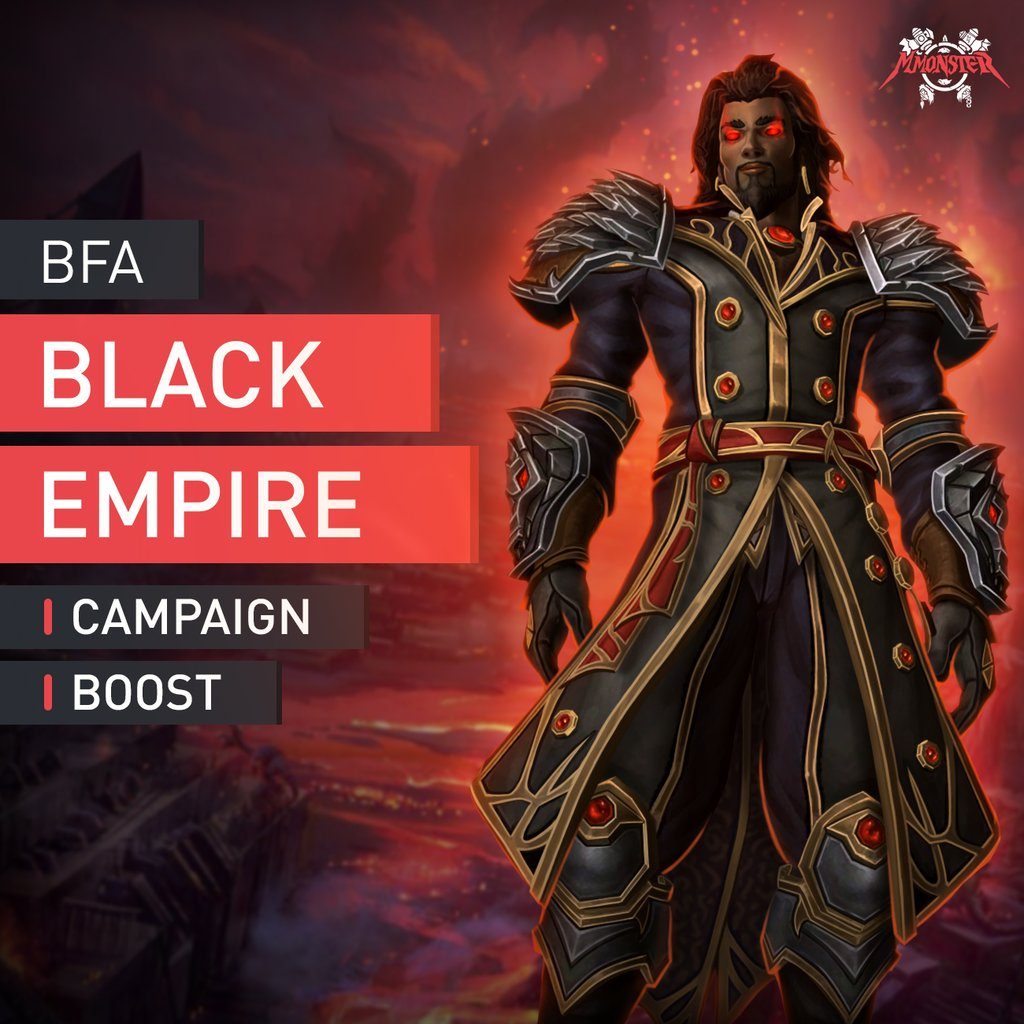 Black Empire Campaign Boost