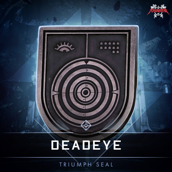 DeadEye Triumph  Seal