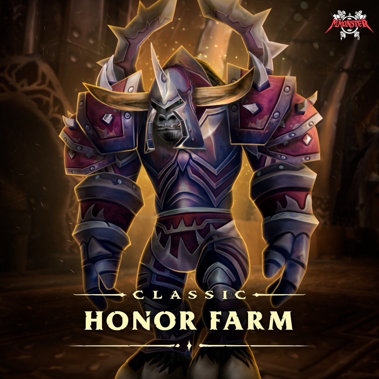 WoW Classic Honor Farm Boost