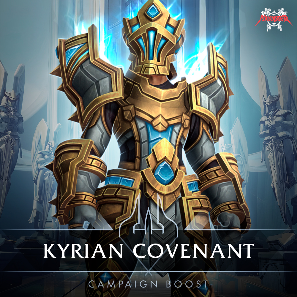 Kyrian Covenant Campaign Boost