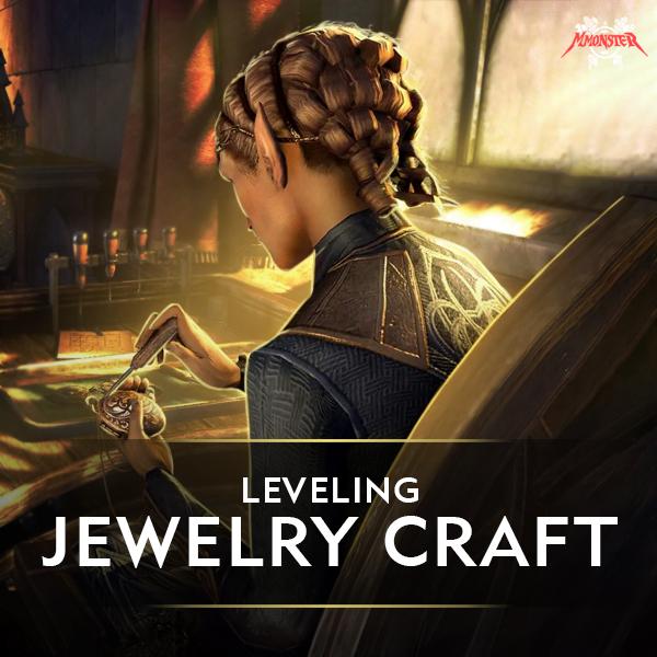 ESO Jewelry Leveling