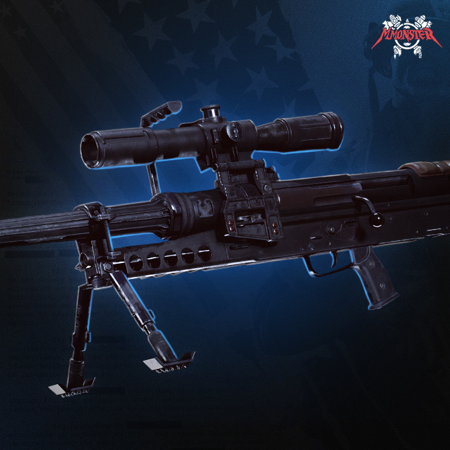 CoD BOCW ZRG 20mm Unlock Boost