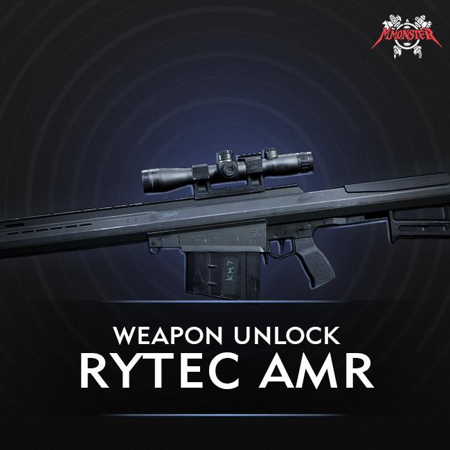 CoD MW Rytec AMR Unlock Boost