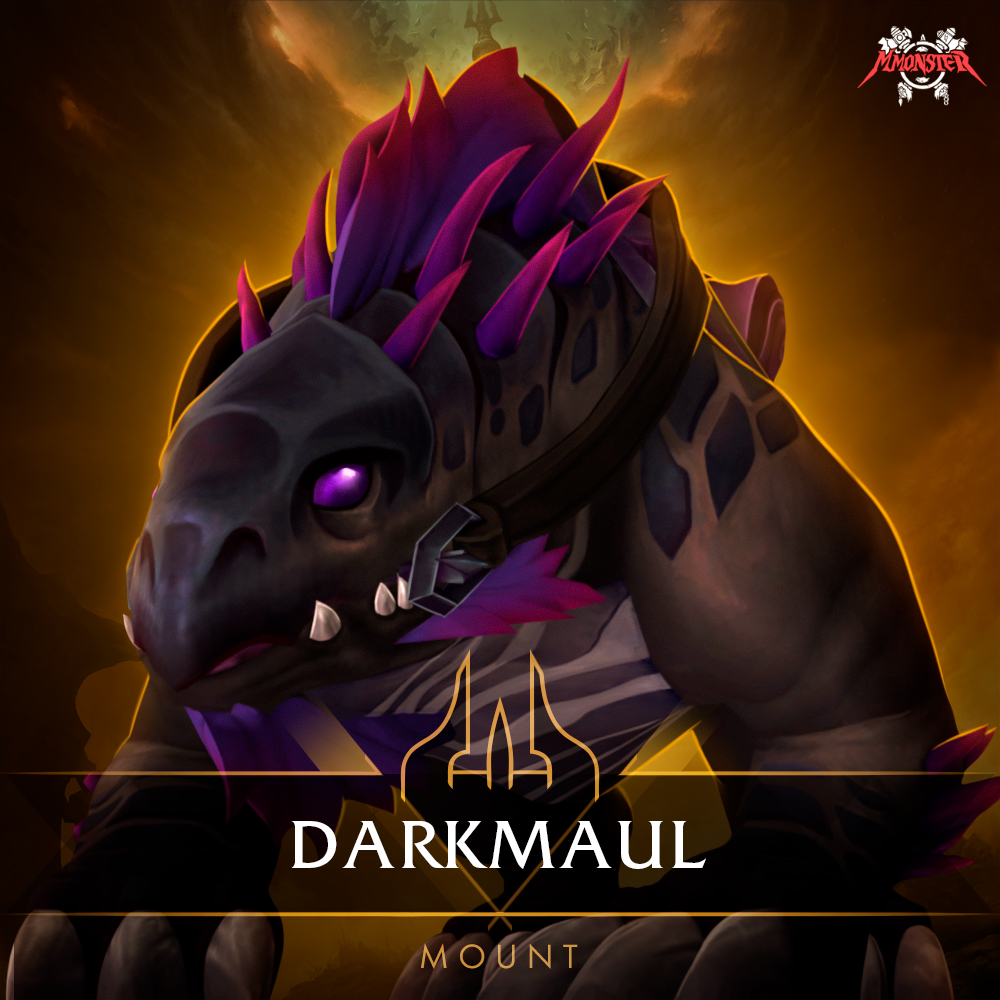 Darkmaul Mount Farm Boost