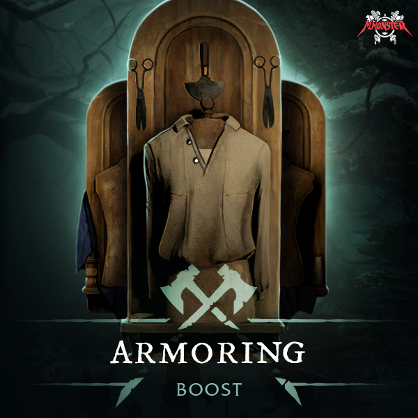 New World Armoring Power Leveling Crafting Skill Profession Boost