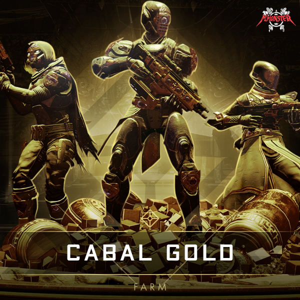 Cabal Gold farm