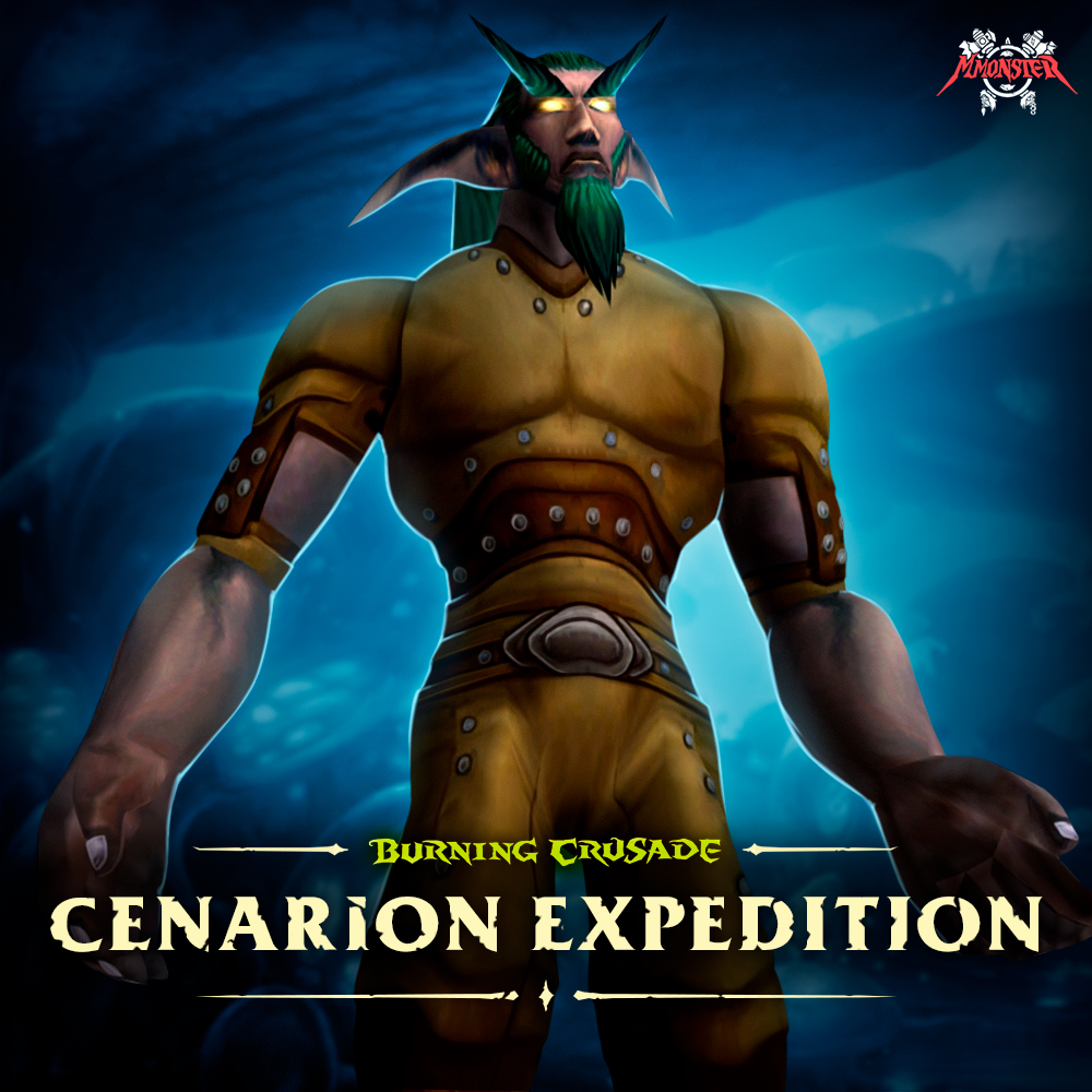 Cenarion Expedition Reputation Farm Boost
