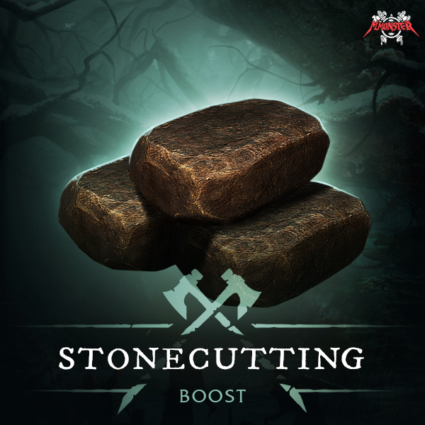 New World Stonecutting Power Leveling Crafting Skill Profession Boost