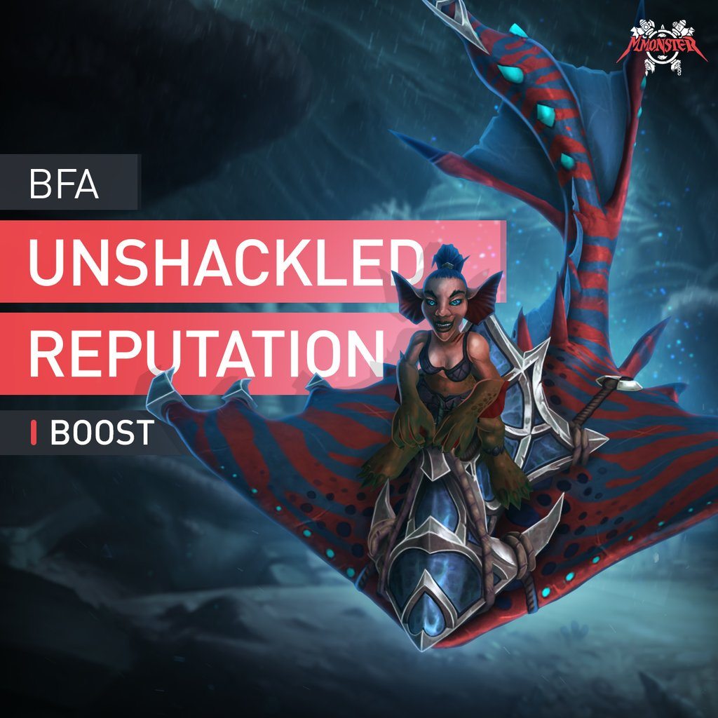 The Unshackled Reputation Farm Boost