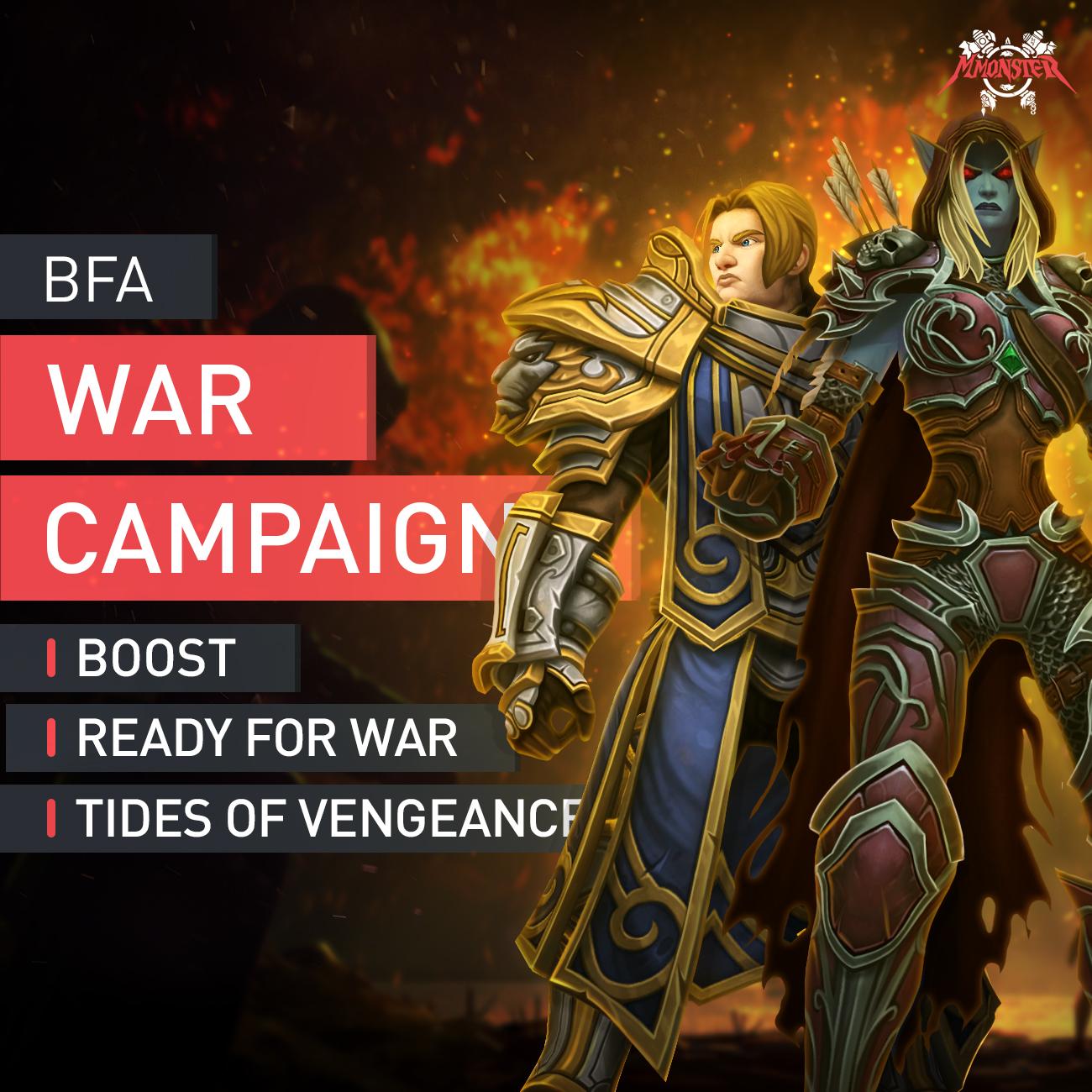 War Campaign Boost