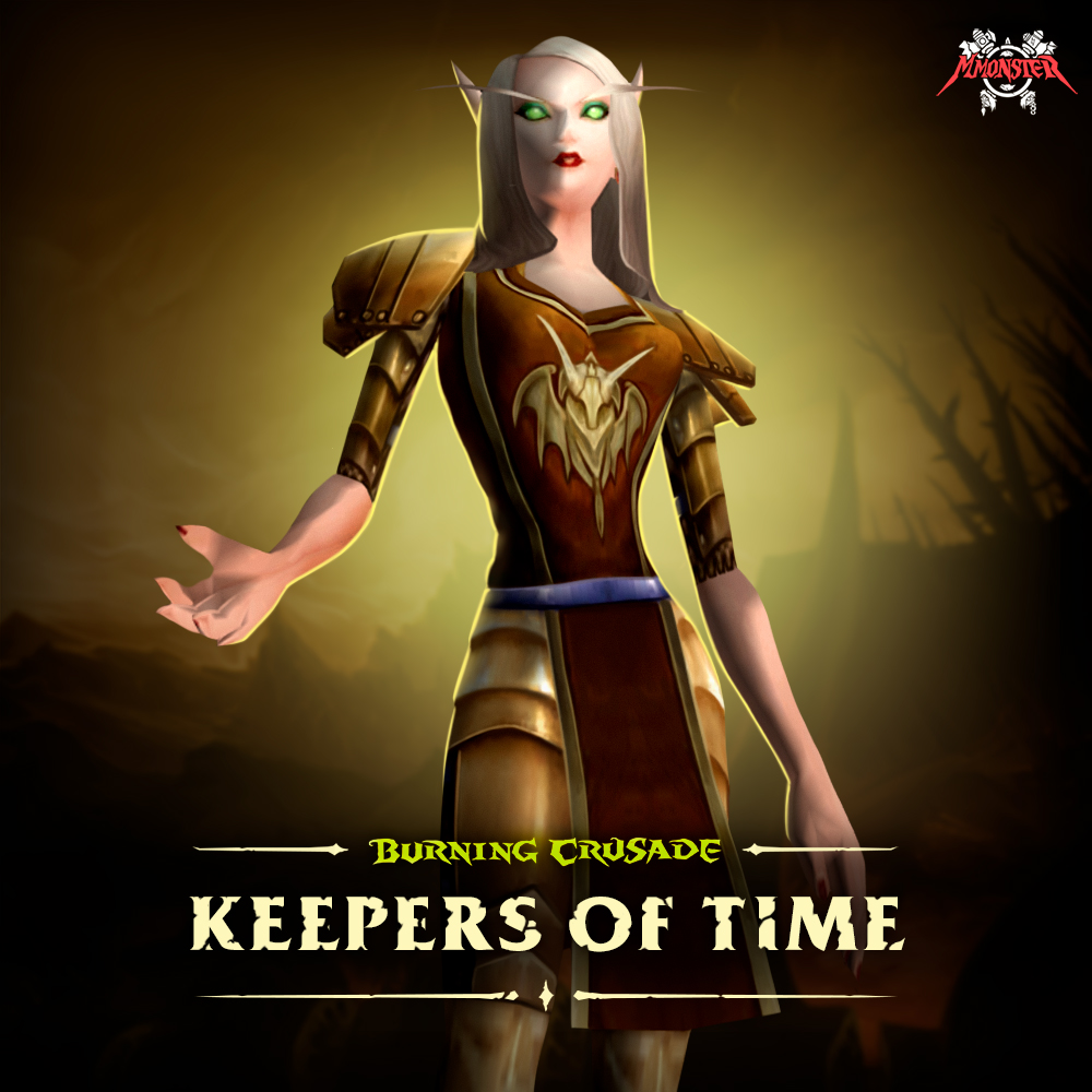 Keepers of Time Reputation Farm Boost