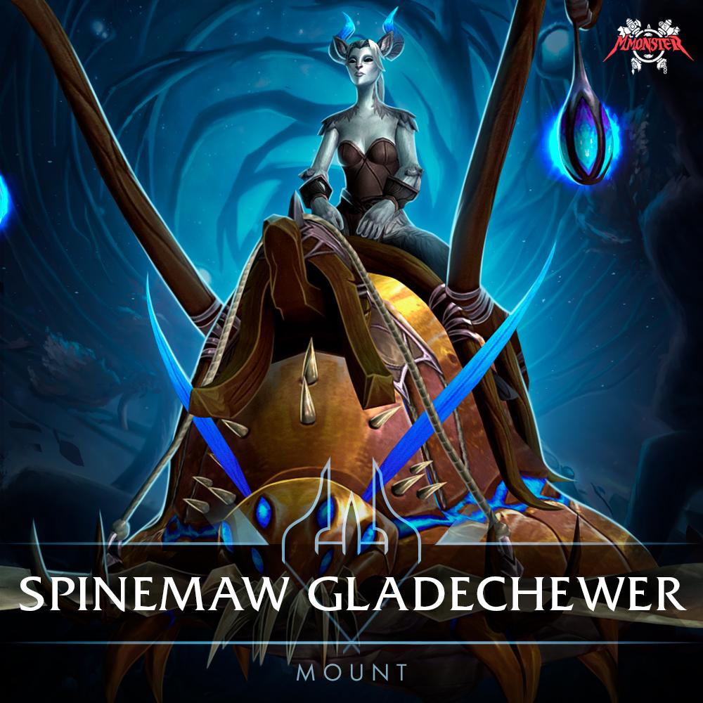 Spinemaw Gladechewer Mount Farm Boost