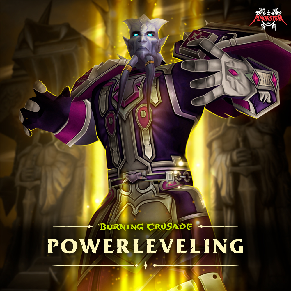 WoW Burning Crusade Classic Power Leveling Boost