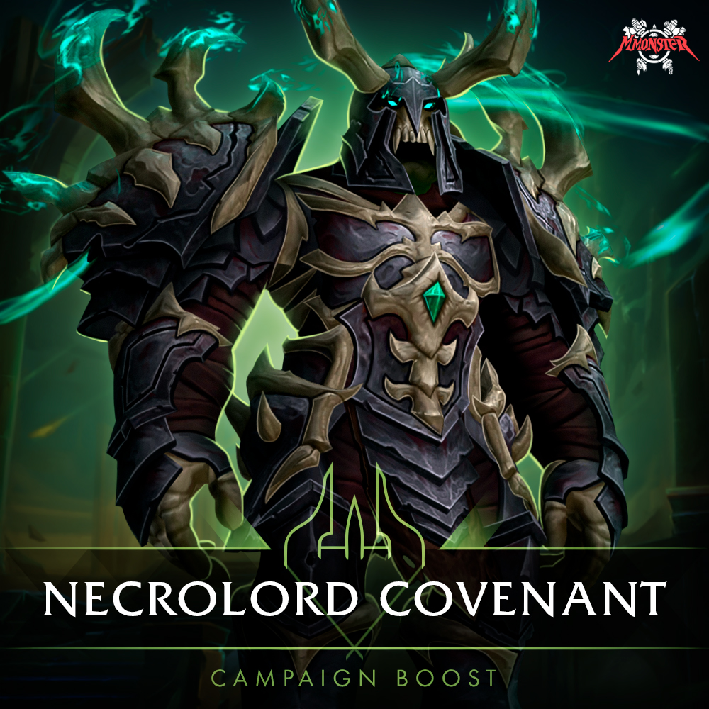 Necrolord Covenant Campaign Boost