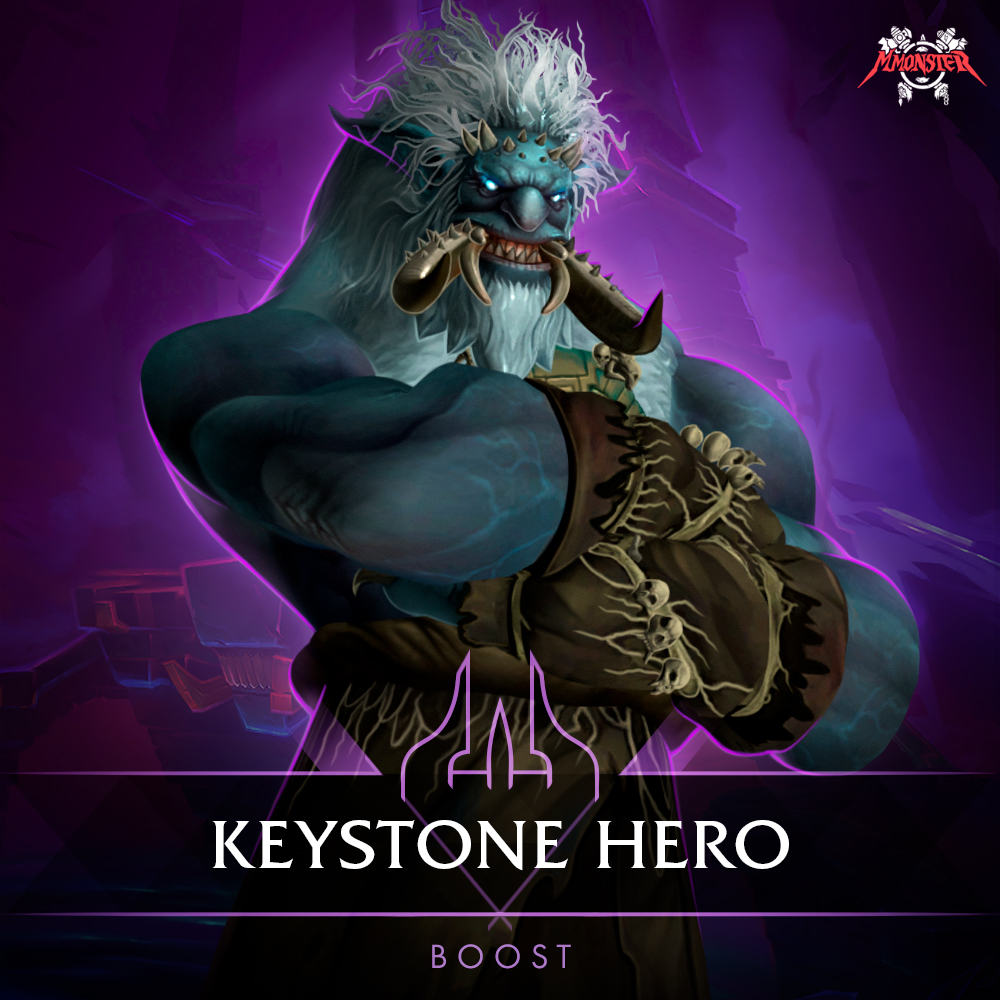 Shadowlands Keystone Hero Boost