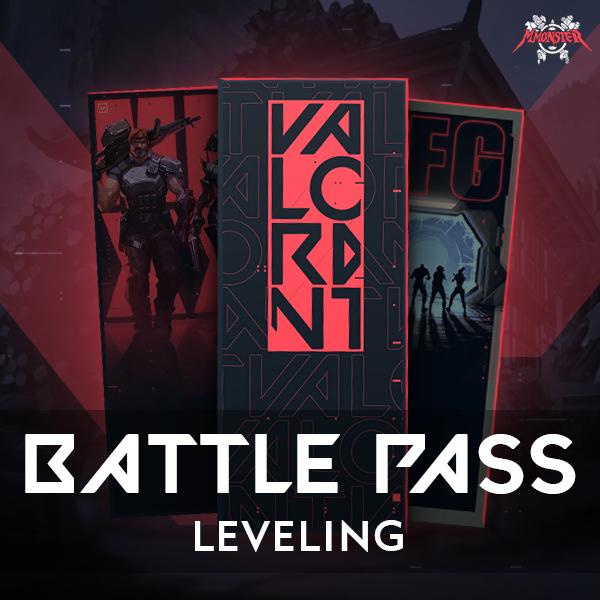 Battle-Pass leveling