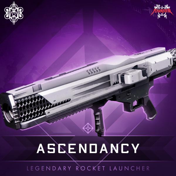 Ascendancy Legendary Ritual Rocket Launcher