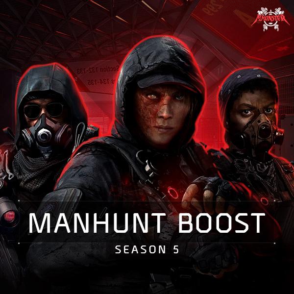 Seasonal Manhunt Boost