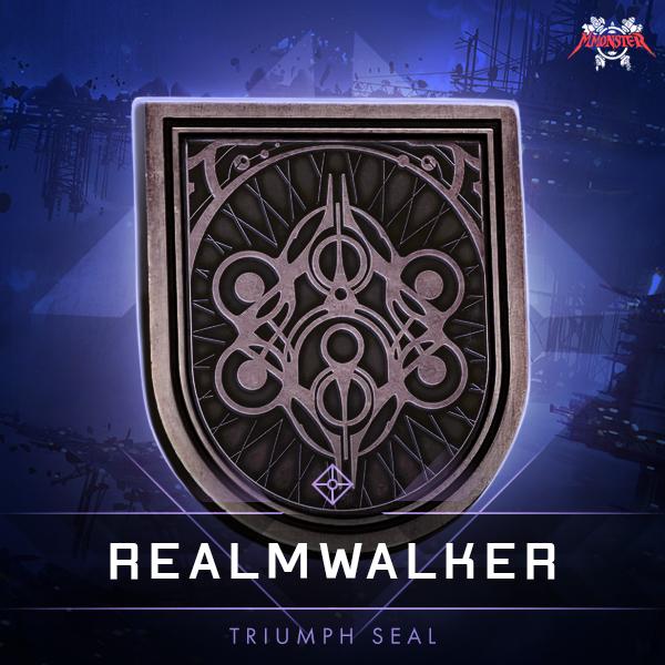 Realmwalker Triumph  Seal