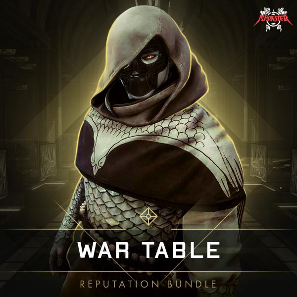 War table reputation bundle
