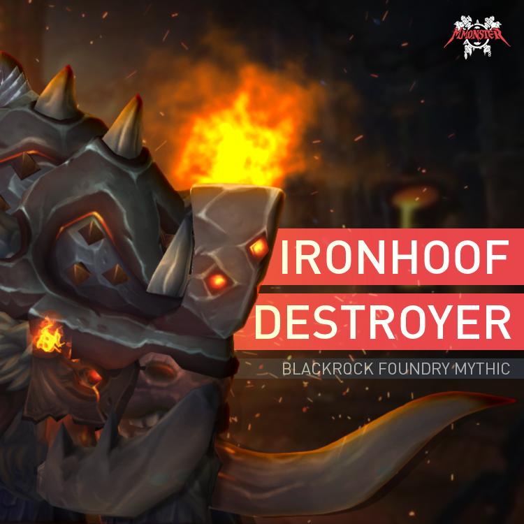 Ironhoof Destroyer Mount