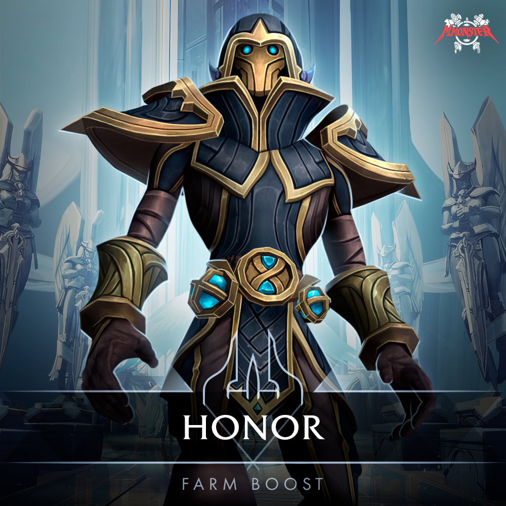 wow honor gear farm boost