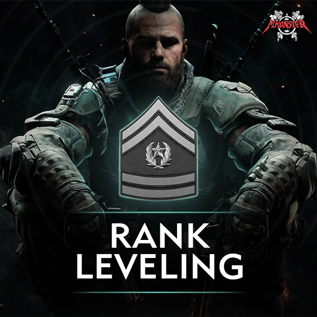 CoD MW Rank Leveling Boost