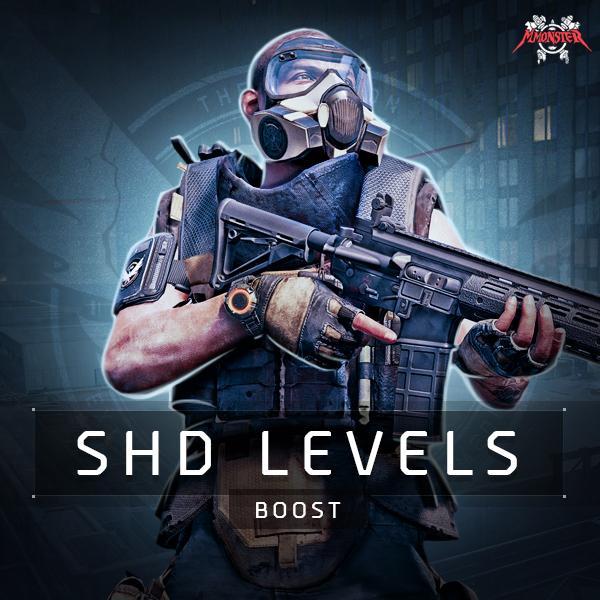SHD Levels Boost