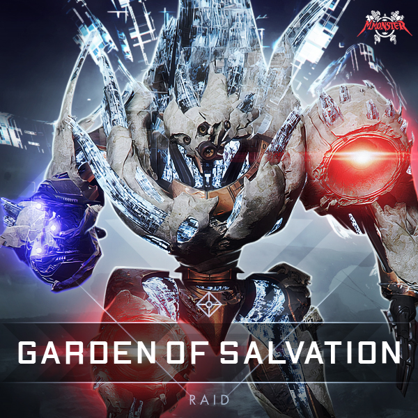 Garden of Salvation Raid Boost