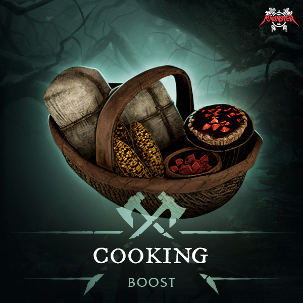 New World Cooking Power Leveling Crafting Skill Profession Boost