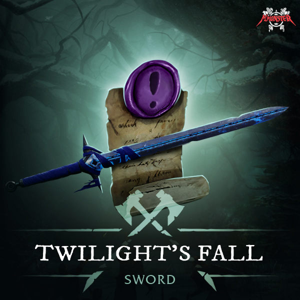 New World Twilight's Fall Sword T5 580 GS Quest Boost