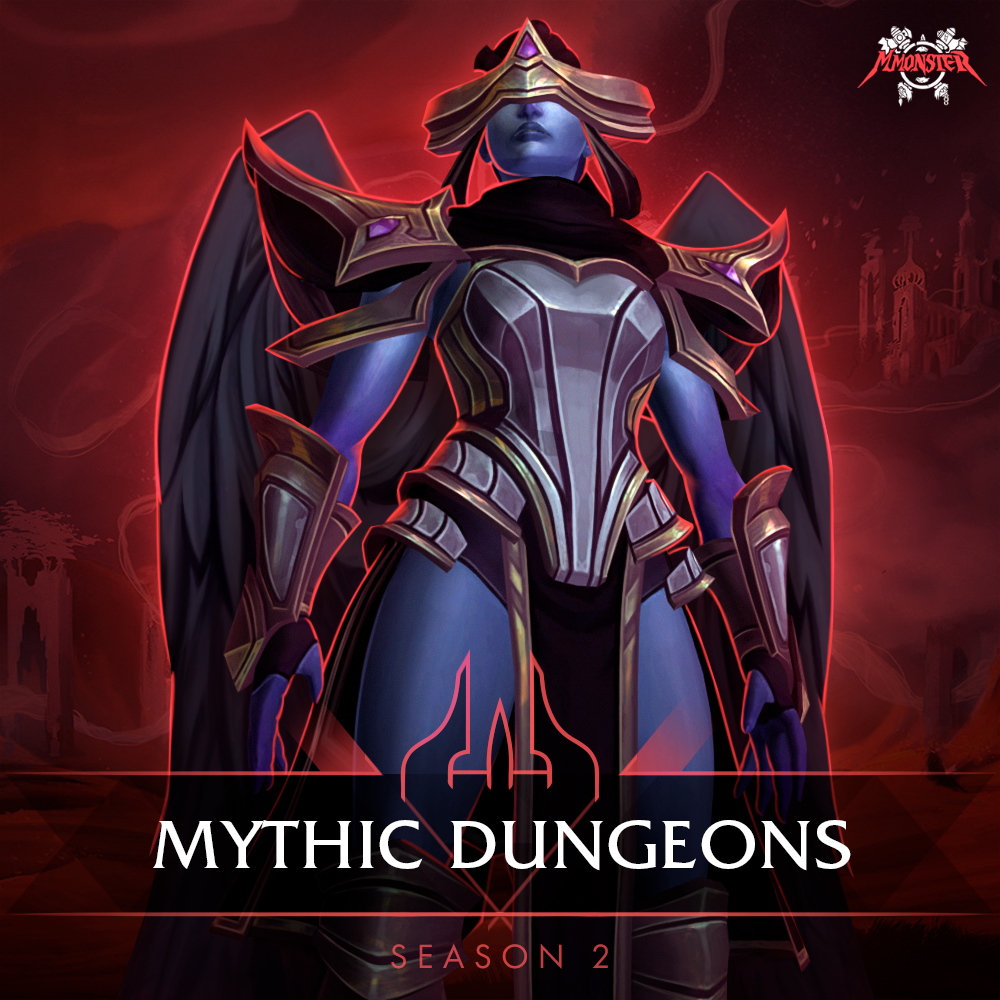 Mythic Dungeons Boost Run