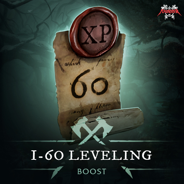 New World Power Leveling 1-60 Boost Carry