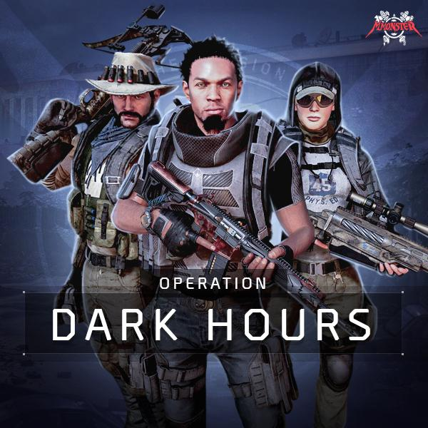 Operation Dark Hours Raid Boost