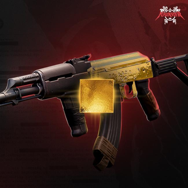 CoD BOCW Gold Camo Unlock Boost  [id:03839]