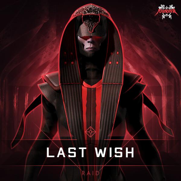 Destiny 2 Last Wish Raid Boost