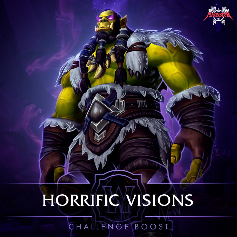 Horrific Visions Challenge Boost - MmonsteR