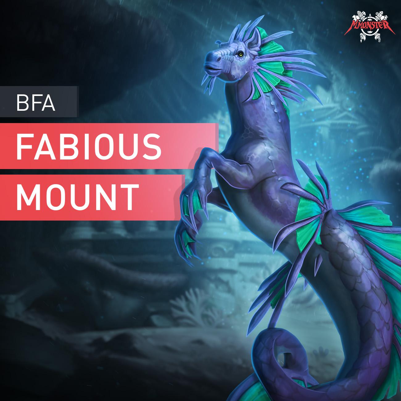 Fabious Mount