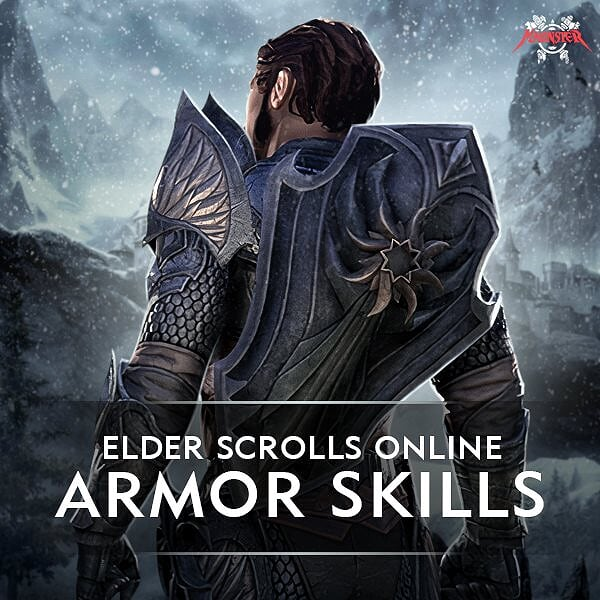 ESO Armor Skill Lines Power Leveling Base